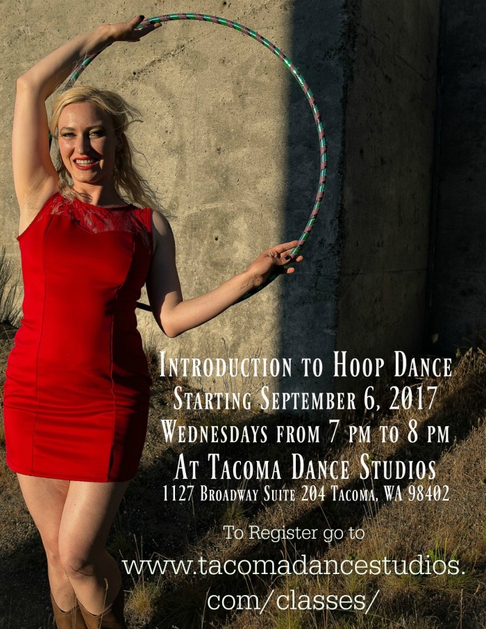 Intro to Hoop Dance 2017