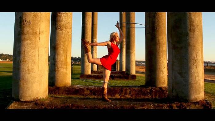 Hoop dance tacoma