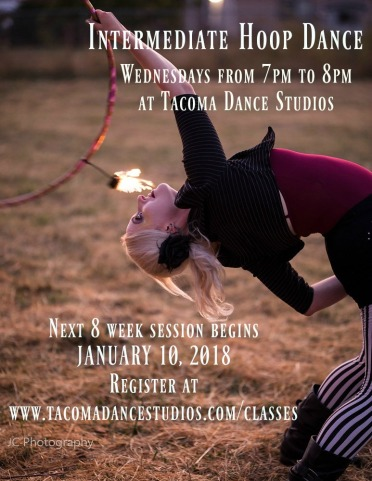 Intro to Hoop Dance Jan 2018