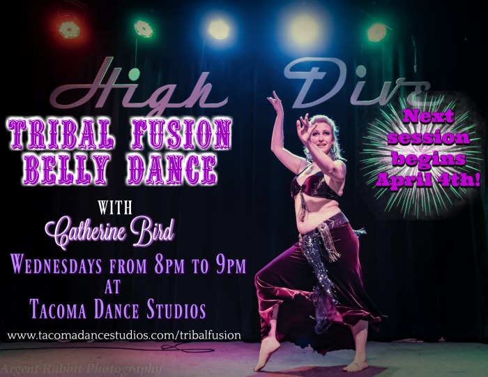 Tribal Fusion High Dive